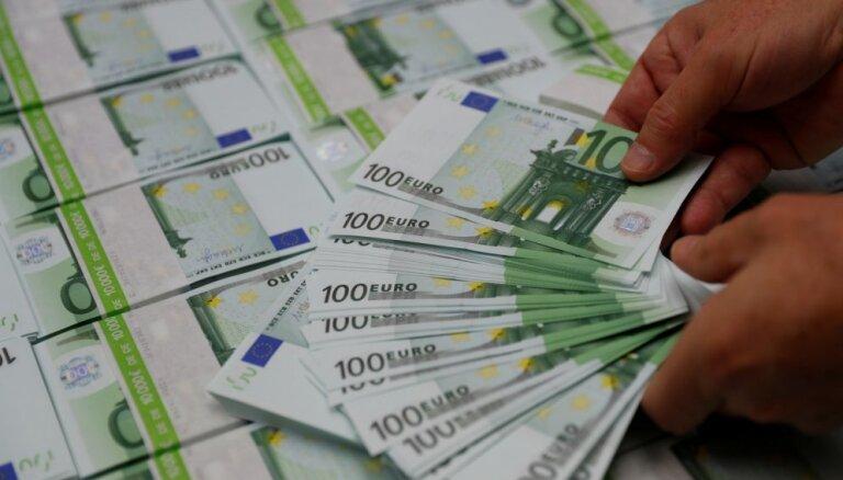 Pēdējo piecu gadu laikā drošības naudās krimināllietās iemaksāti vismaz 1,5 miljoni eiro