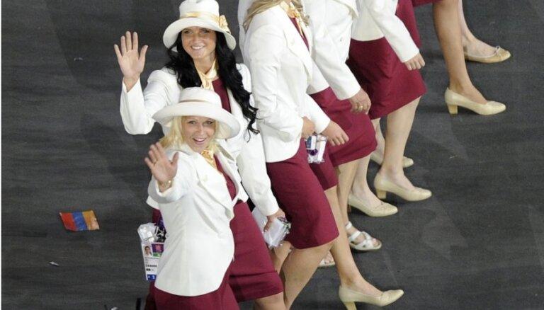 Otrdien Latvijā atgriežas 41 olimpiskās komandas pārstāvis