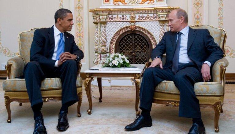 Forbes: Обама, Меркель и Путин — самые влиятельные люди планеты
