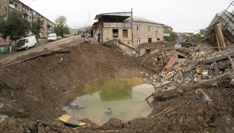 Ереван и Баку обвиняют друг друга в нарушении нового перемирия