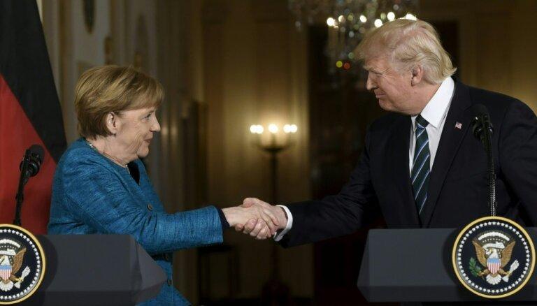 Трамп: Германия должна США и НАТО много денег