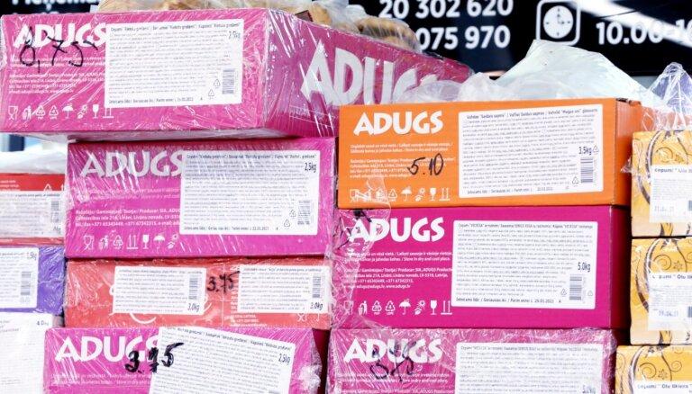 Policija pabeidz izmeklēšanu lietā par cilvēku tirdzniecību uzņēmumā 'Adugs'