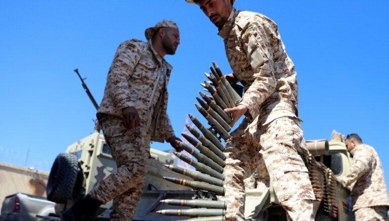 ANO ģenerālsekretārs kategoriski pieprasa apturēt kaujas Lībijā