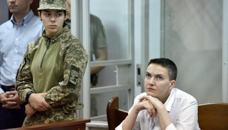 Суд в Киеве продлил арест Савченко до конца октября
