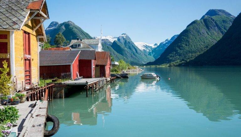 Топ-10 самых благополучных стран мира