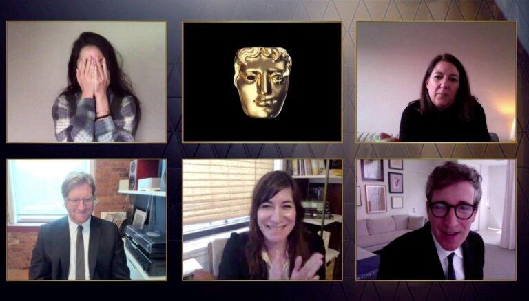BAFTA ceremonijā par labāko filmu atzīst 'Nomadland'