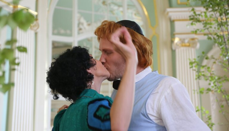 Latvijas Nacionālajā teātrī sākas 'Skroderdienu' laiks