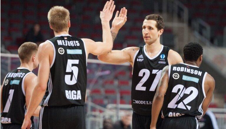 Латвийские центры переходят в сильные клубы Испании и Словении