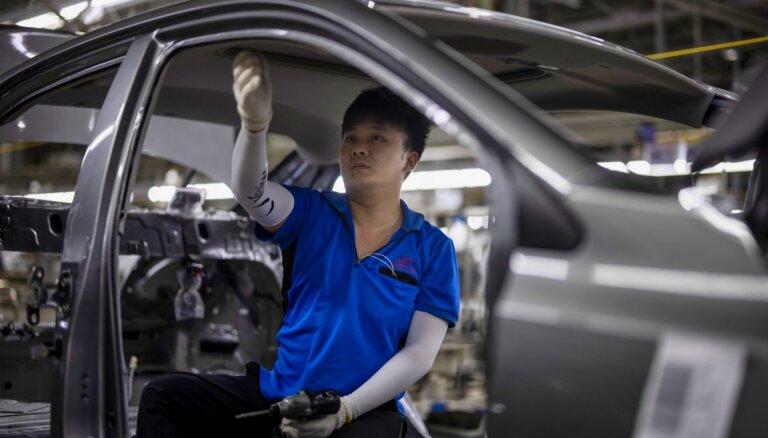 В Китае — самый низкий рост экономики за 44 года