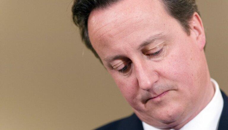 Кэмерон: Британия примет тысячи сирийских беженцев