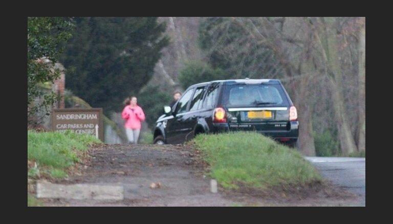 97-летний принц вновь сел за руль через два дня после аварии