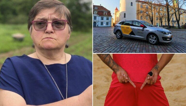 'Delfi plus': skolotāja par vakcīnām, trūkstošie taksisti un 'neērtais' dzimums