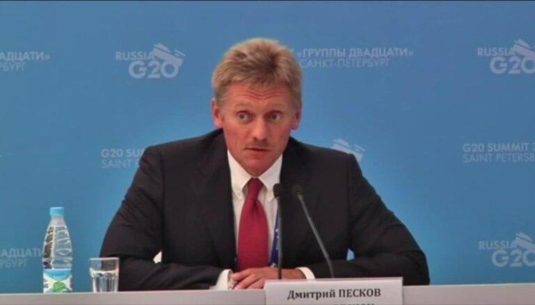 Navaļnijs: Peskova medusmēneša jahtas īre nedēļā izmaksā 385 000 eiro