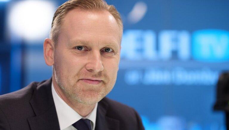 Гобземс исключен из состава комиссии Сейма по нацбезопасности