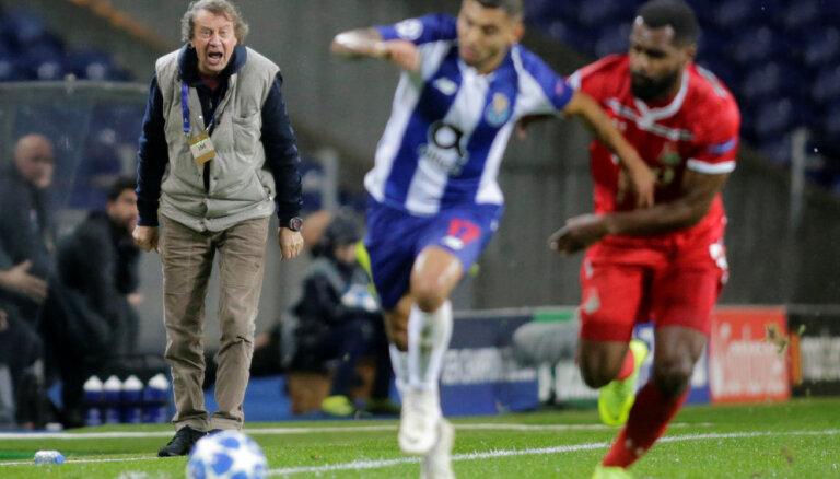 """ЛЧ: """"Ливерпуль"""" проиграл в Белграде, """"Локо"""" — в Порту, """"Барса"""" уже в плей-офф"""
