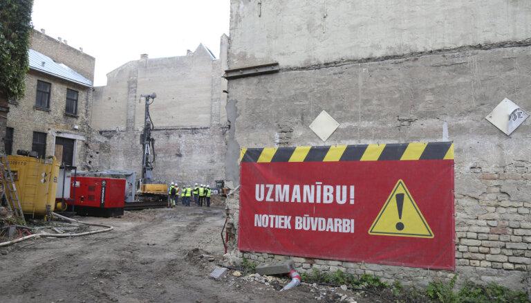 VNĪ: Sāktie projekti tiek īstenoti atbilstoši plānotajām būvniecības izmaksām un termiņiem