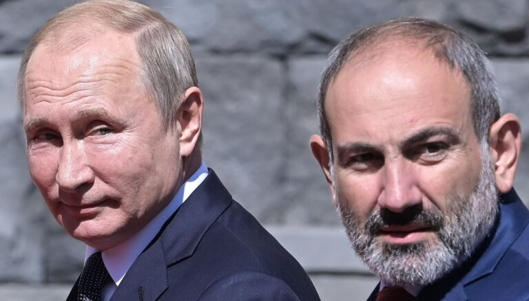 Armēnijā slepeni dubultotas ministru algas