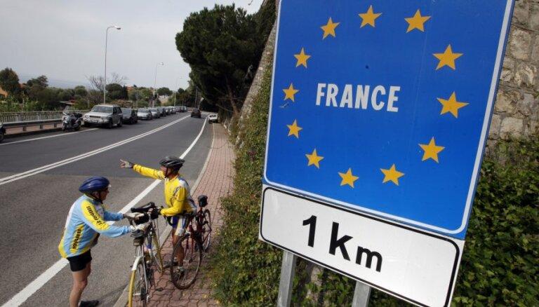 Представлен новый проект системы контроля пассажиров на границах ЕС