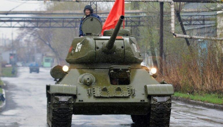 Россия получила от Лаоса тридцать советских танков