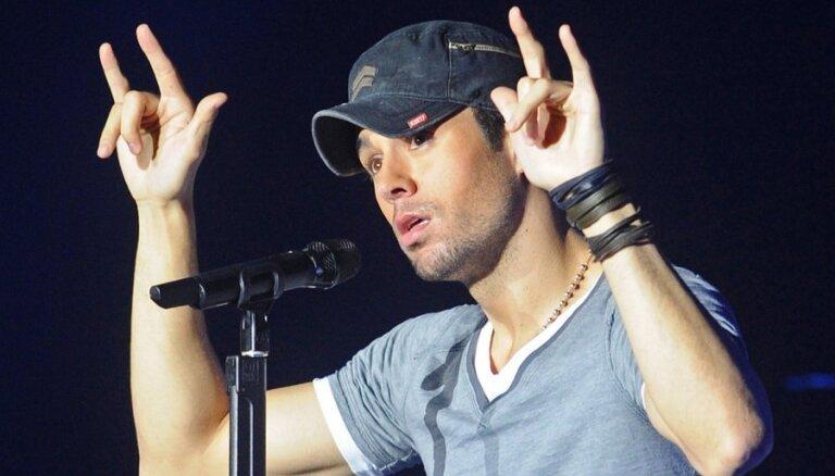 Отменен концерт Энрике Иглесиаса в Риге