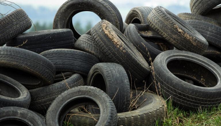 Rīgas dome liedz 'Eko Recycling' Rīgā veidot jaunu riepu pārstrādes vietu