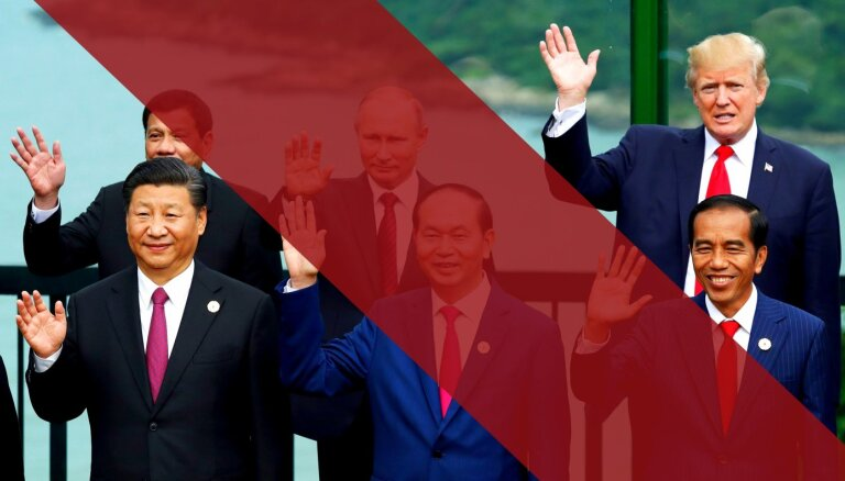 ANO līderis brīdina par ASV un Ķīnas virzīšanos jauna aukstā kara virzienā