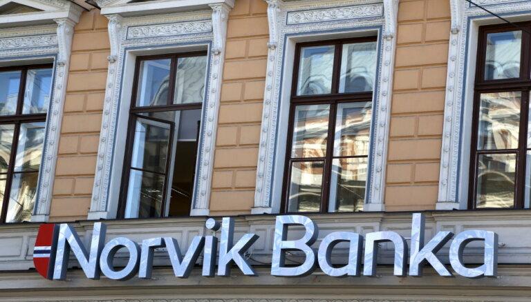 'Norvik bankas' zaudējumi pērn sasnieguši 44,03 miljonus eiro