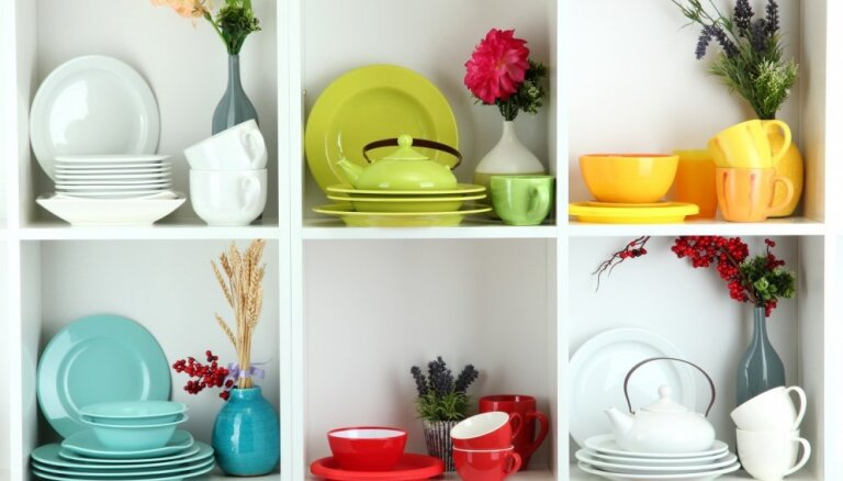 Pavasara klātbūtne virtuvē – kā to panākt?