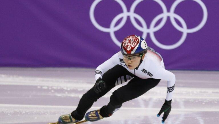 Olimpiskā čempione šorttrekā Sukhī apsūdz treneri seksuālā vardarbībā