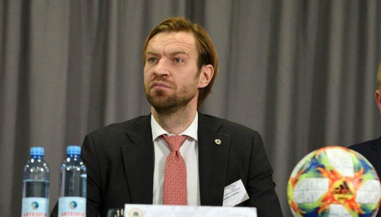 Latvijas Futbola federācijas ārkārtas kongress. Teksta tiešraide