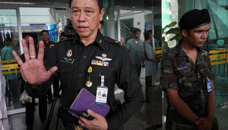 Taizemes militārajā slimnīcā nogrand sprādziens