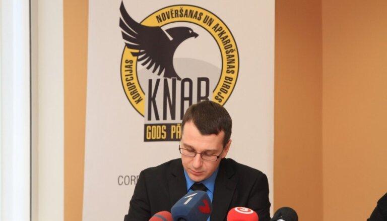 KNAB pazuduši valsts noslēpumu saturoši dokumenti