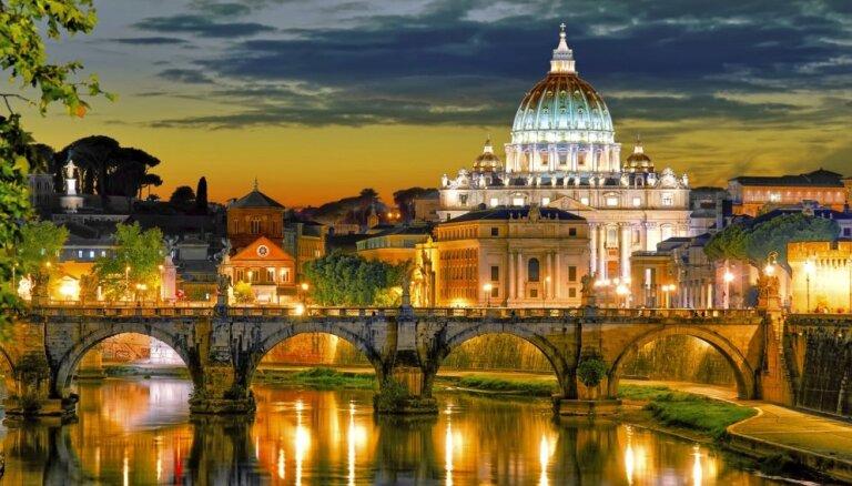 В центре Рима появится пляжная зона