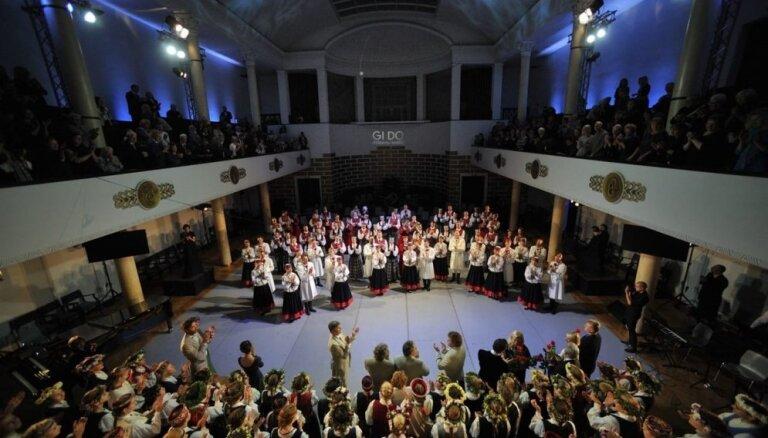 Notiks Gido Kokaram un Dziesmu svētkiem veltīts kormūzikas koncerts