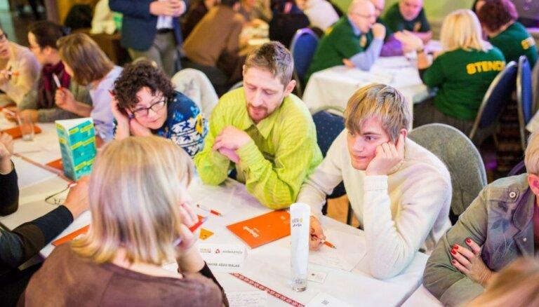 Sākas pieteikšanās erudīcijas turnīram 'Prāta spēles Latvijas kauss 2019'