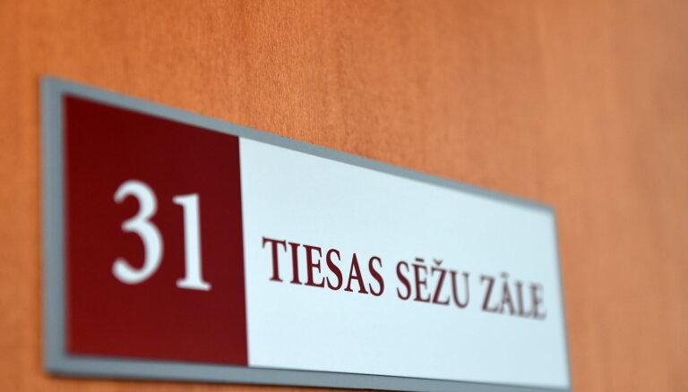 ECT pret Latviju vērsies vīrietis, kuru 25 gadus tiesā par zādzību