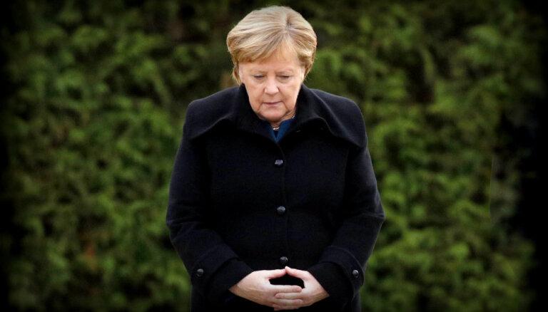 Меркель заявила об ответственности Германии за преступления нацистов