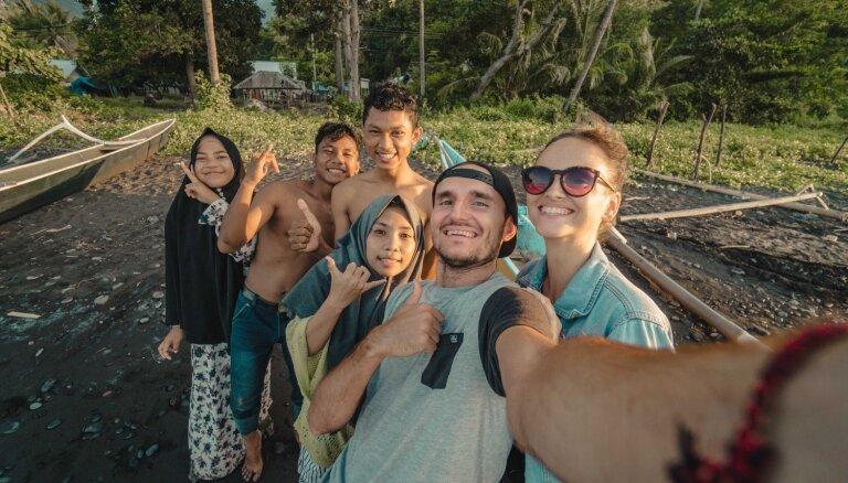 10 latviešu ceļotāju pāri, kas pierāda – viss ir iespējams
