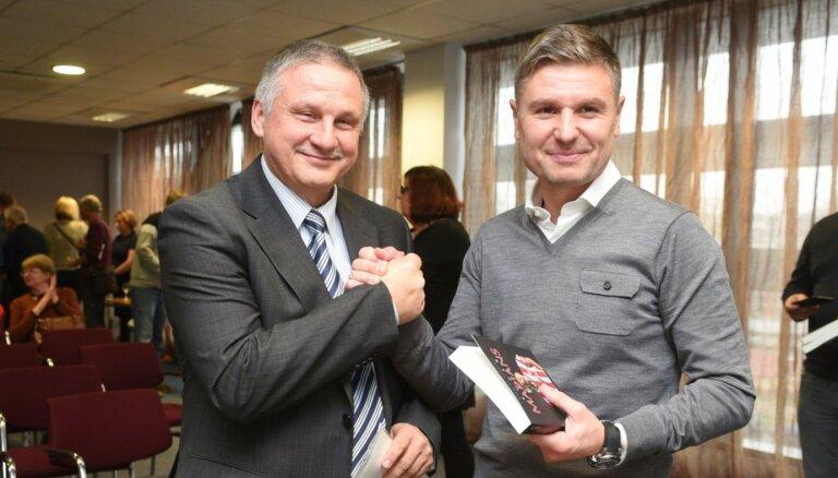 Video: Covid-19 krīze iekavē Andrejeva kļūšanu par Latvijas futbola sporta direktoru