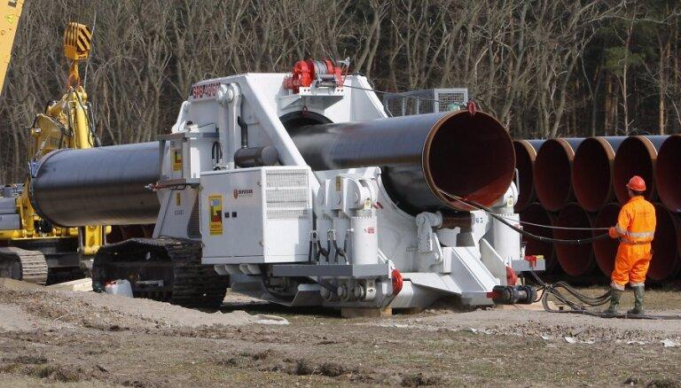Греция, Болгария и Румыния хотят построить общий газопровод