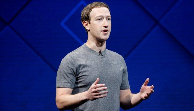 Цукерберг объяснил, почему Facebook не запрещает политическую рекламу