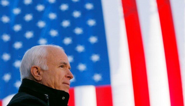 Džons Makeins: Vjetnamas kara varonis, ASV senators un Baltijas draugs