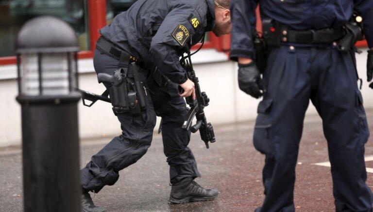 Zviedrijai galvenais drauds ir islāmistu motivēts terorisms