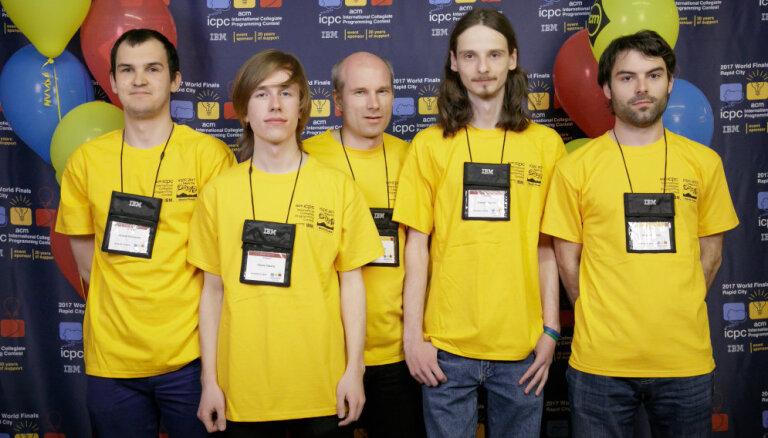 Студенты-программисты ЛУ вошли в 1% сильнейших планеты