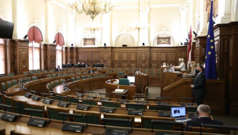 Saeima galīgajā lasījumā apstiprina augstākās izglītības reformu