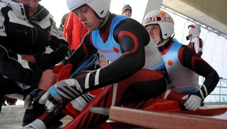 Brāļi Šici izcīna 9. vietu Vinterbergā