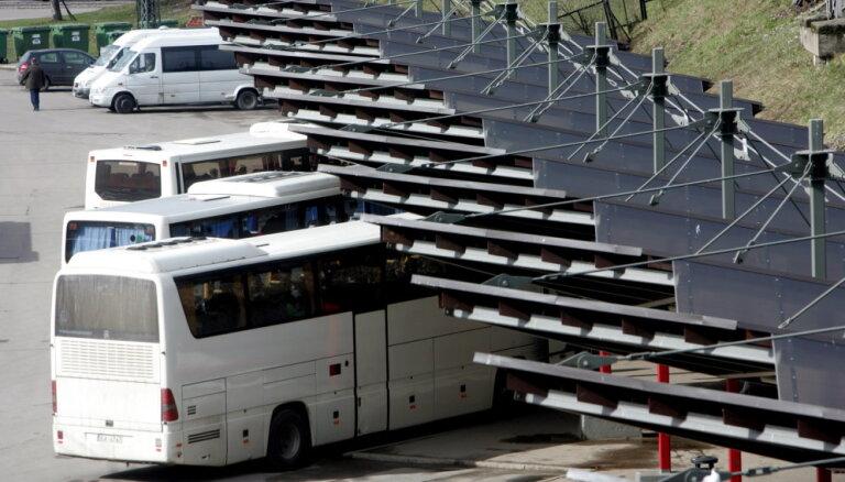 Рижскому автовокзалу нужно более 1,5 млн евро на реорганизацию работы во время строительства Rail Baltica