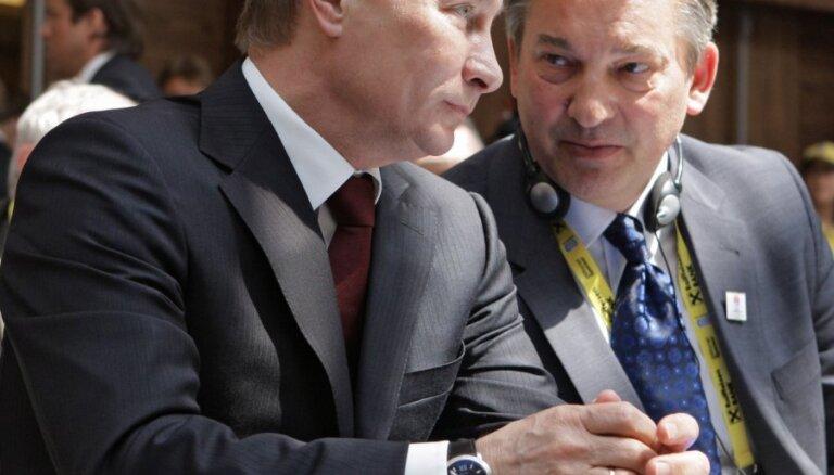 Третьяк: по мастерству сборная России — номер один. За ЧМ поставлю четверку