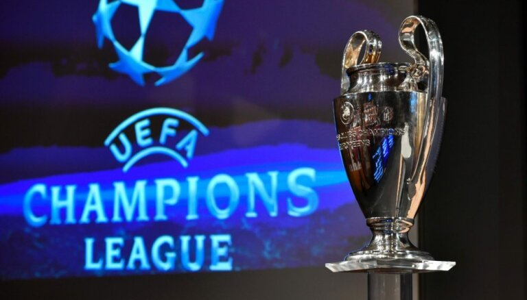 Восемь лучших: кто выиграет Лигу чемпионов