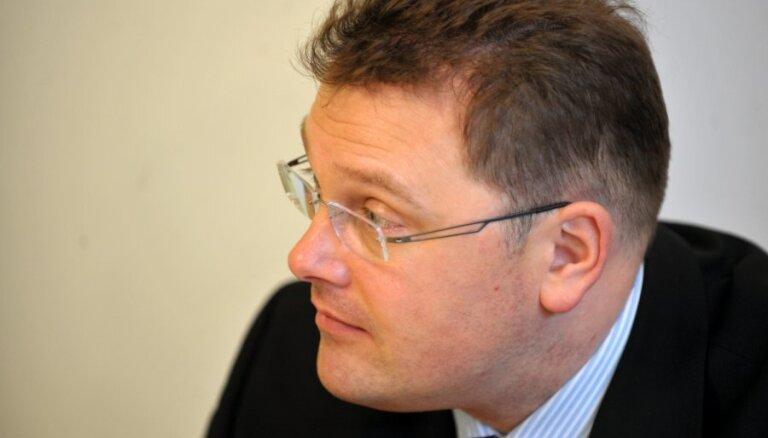 Рунгайнис: самоликвидация ABLV Bank принесет пользу экономике Латвии